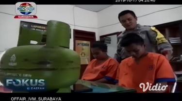 Pasangan suami istri (pasutri) yang masih tergolong muda di Banyuwangi, Jawa Timur kompak mencuri, Hal itu diduga hanya gara-gara memenuhi kebutuhan mereka sehari-hari.