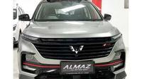 Wuling Almaz RS sudah dijual dengan harga Rp 369 jutaan