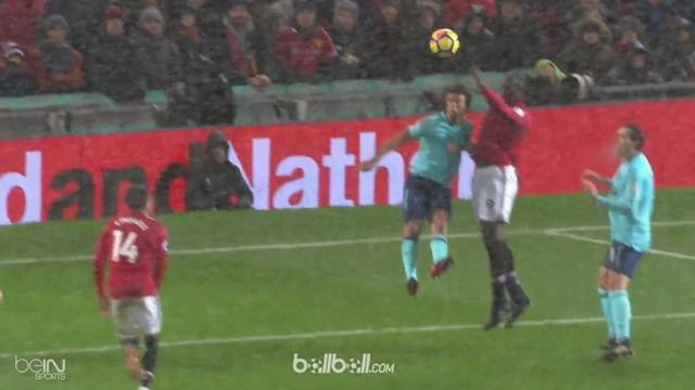 Video highlights Premier League antara Manchester United Vs Bournemouth 1-0. This video is presented by Ballball.