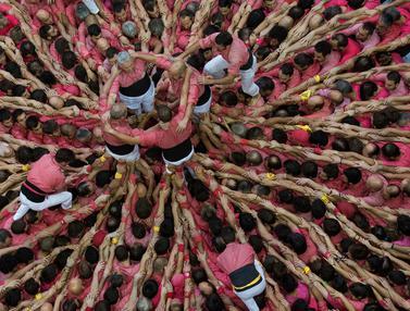 Menara Manusia di Spanyol