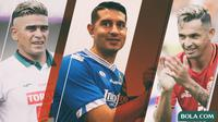 Trivia - Deretan Pemain Asing Mualaf di Indonesia (Bola.com/Adreanus Titus)