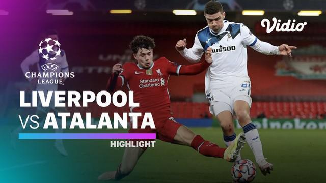 Berita video, Liverpool kalah dengan Atalanta di Anfield dalam fase grup Liga Champions