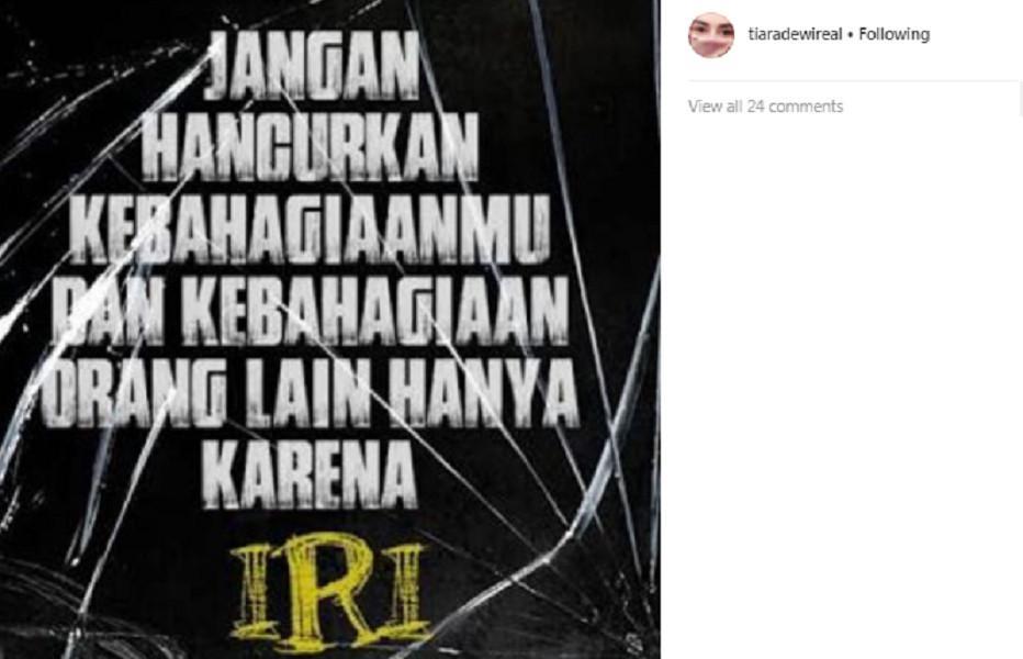 [Instagram Tiara Dewi]