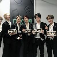 Dari BTS hingga ITZY, berikut para pemenang MelOn Music Awards 2019. (Soompi)
