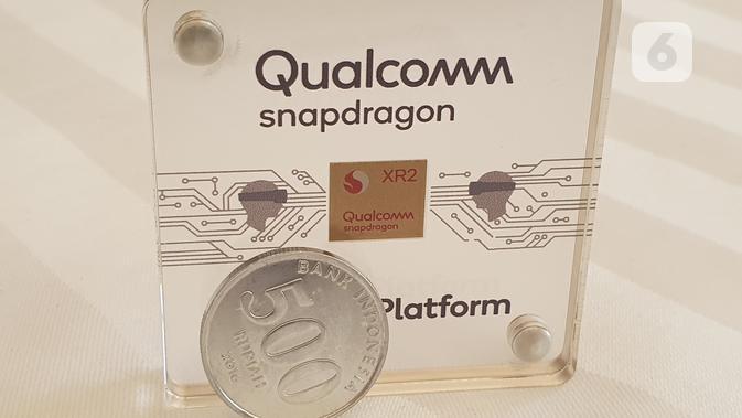 Foto platform Snapdragon XR2. (Liputan6.com/ Agustin Setyo W)