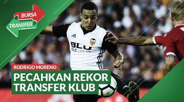 Berita Video Bursa Transfer: Leeds United Berhasil Mendapatkan Rodrigo Moreno dari Valencia
