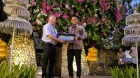 Indonesia memimpin acara The 9th Global Research Alliance (GRA) Green Gas Houses and Emission Council Meeting di Bali.