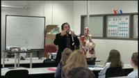 Agus Sofyan, WNI yang bersama istrinya, Gina Rosita mengajar di salah satu kampus AS. (VOA News)