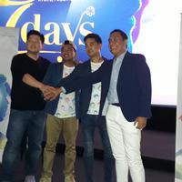 Konferensi pers film 7 Days