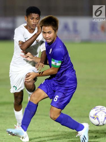 Kualifikasi Piala AFC U-16 2020, Indonesia Bungkam Filipina