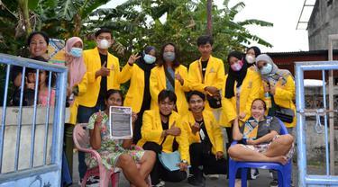 Propaganda Cek fakta Puluhan Mahasiswa Unived Serbu Kampung Nelayan Bengkulu
