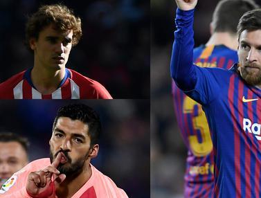 Top Skorer La Liga