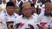 Presiden Partai Keadilan Sejahtera (PKS), Sohibul Iman (Liputan6.com/Andri Arnold)
