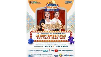 Pesta Rakyat Simpedes Episode 3, Siap Berikan Tips Kreatif Kembangkan Bisnis UMKM