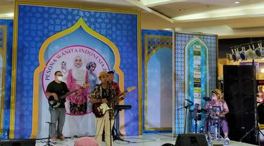 Touch Heart Beat band dengan personel autisme.