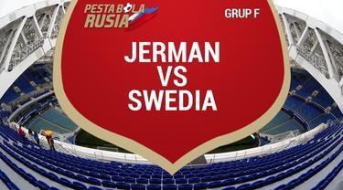 Berita video data dan fakta saat Jerman menang dramatis 2-1 atas Swedia di Grup F Piala Dunia 2018.