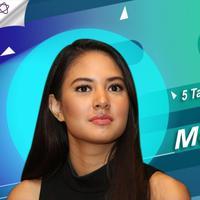 5 Tantangan dan Pengalaman Aurelie Moeremans di Film Kuntilanak. (Digital Imaging: Nurman Abdul Hakim/Bintang.com)
