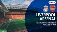 Piala Liga Inggris - Liverpool Vs Arsenal (Bola.com/Adreansu Titus)