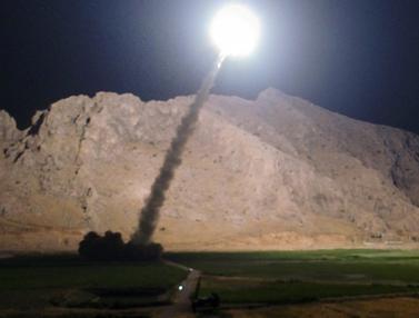 Iran Luncurkan Rudal Serang Militan ISIS di Suriah