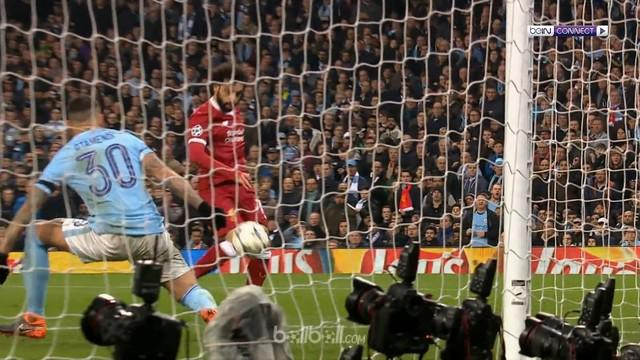 Berita video gol-gol yang tercipta pada leg kedua perempat final Liga Champions 2017-2018, Manchester City vs Liverpool. This video presented by BallBall.