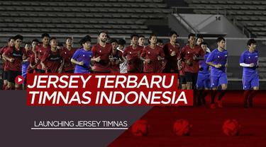 Berita Video Mills Launching Jersey Terbaru Timnas Indonesia 2020