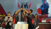 Dranix Esports wakili Indonesia ke turnamen esports dunia usai juarai Free Fire Shopee Indonesia Master 2019 Season 2. (Doc: Garena Indonesia)