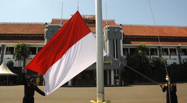 Balai Kota Surabaya. (Dian Kurniawan/Liputan6.com)