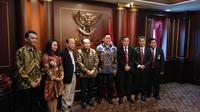 Emtek Grup Silaturahmi dengan Petinggi Mahkamah Konstitusi. (Foto: Liputan6.com/Putu Merta Surya Putra)
