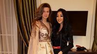 Diana Putri jadi desainer asal Surabaya yang bawa nama Indonesia di fashion internasional. (Sumber: Instagram/@@dianamputri)