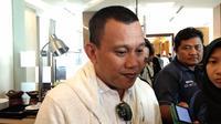 Wakil Ketua TKN KIK Jokowi- Amin Abdul Kadir Karding (Liputan6.com / Nefri Inge)