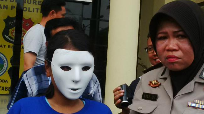 Prostitusi Ibu Hamil di Surabaya. (Liputan6.com/Dhimas Prasaja)