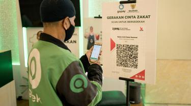 Target Kumpulkan Dana 503 Miliar, BAZNAS & GoPay Kolaborasi untuk Sukseskan Gerakan Cinta Zakat