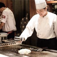 Sensasi Menjajal Okonomiyaki dengan Campuran Gaya Osaka dan Hiroshima Jepang di Chibo. Sumber foto: Document/Chibo Indonesia.