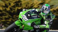 Shinya Nakano, pembalap yang pernah memperkuat tim Kawasaki di MotoGP. (Istimewa)