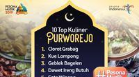 10 Top Kuliner Purworejo.