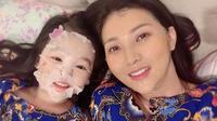 Sarwendah dan Thalia Putri Onsu (Sumber: Instagram/sarwendah29)