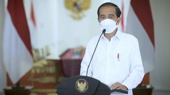 Jokowi Ajak Karang Taruna Ikut Perangi Narkoba, Terorisme, hingga Radikalisme