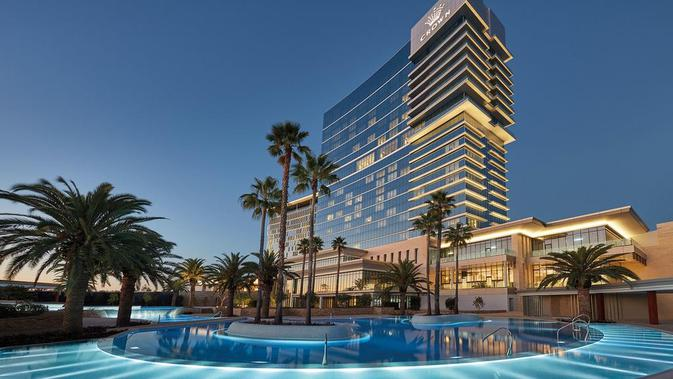Crown Perth Hotel. (dok. Crown Perth)