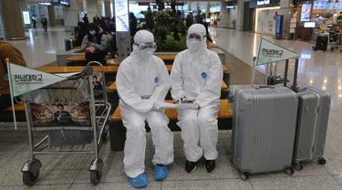 Perjuangan Petugas Medis Korea Selatan Perangi Virus Corona