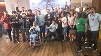All Stars Gathering JICOMFEST 2019, Kamis (18/7/2019), di Kantor KLY Gondangdia, Jakarta Pusat. (Ruly Riantrisnanto)