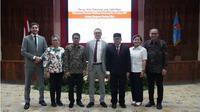 IFC dan Swiss Dukung Semarang untuk Menerapkan Peraturan Bangunan Gedung Hijau, Hemat Lebih Banyak Air dan Energi. (Diskominfo Kota Semarang)