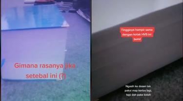 Viral Skripsi dengan Tebal 2 Ribu Halaman Lebih, Bikin Netizen Syok