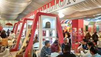 Delegasi Usaha Kecil Menengah (UKM) Indonesia sukses menggelar pameran di International Rawal Expo 2019. (Dok KBRI Islamabad)