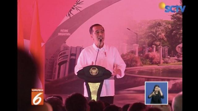 Menurut Jokowi, seharusnya seorang politikus memberikan keterangan yang baik dan benar pada masyarakat.