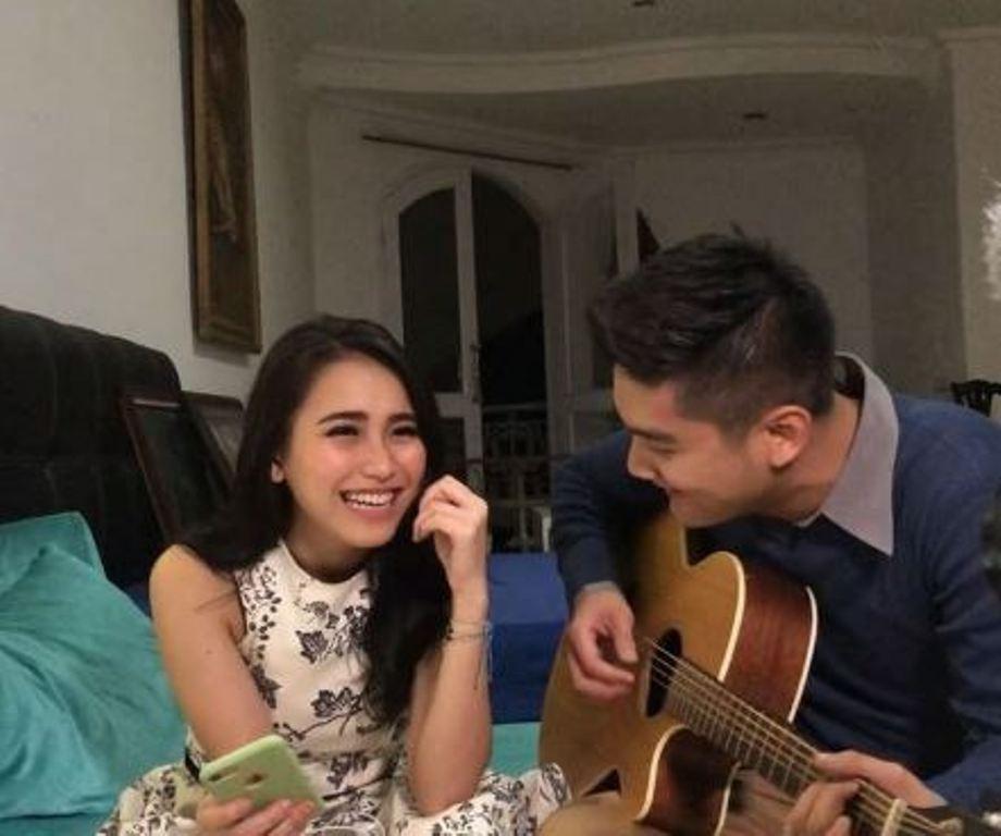 Ayu Ting Ting dan Boy William pacaran? (Foto: Instagram)