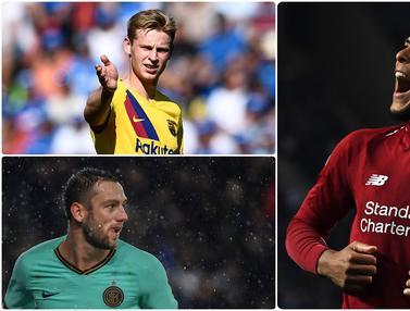 6 Pemain Belanda Termahal di Bursa Transfer