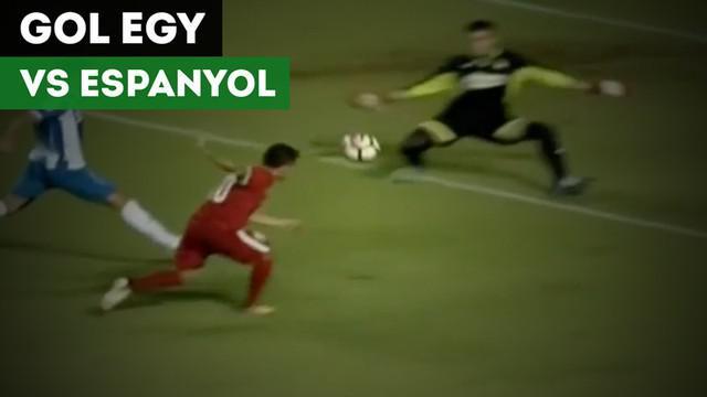 Berita Video gol cantik pemain Timnas Indonesia U-19, Egy Maulana Vikri, ke gawang Espanyol B di Bandung, Jumat (14/7/2017).