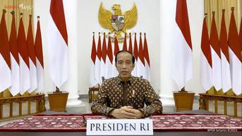 3 Pernyataan Jokowi saat Resmikan Pabrik Industri Baja Milik PT Krakatau Steel