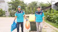 Waste4Change Hadirkan Jasa Angkut dan Daur Ulang Sampah di 10 Kota. foto: istimewa