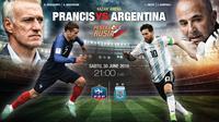 Prediksi Prancis Vs Argentina